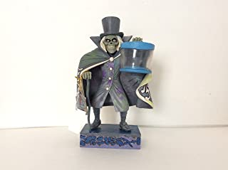 Disney Parks Jim Shore Haunted Mansion Hat Box Ghost Figure