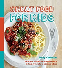 The Cool Kids Cookbook: Delicious Recipes and Fabulous Facts to Turn You Into a Kitchen Whiz