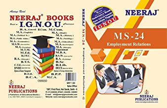 MS-24, Employment Relations