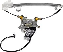 Dorman 741-617 Rear Passenger Side Power Window Regulator and Motor Assembly for Select Hyundai Models