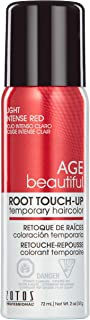 Sponsored Ad - AGEbeautiful Root Touch-Up, Light Intense Red, 2-Ounce