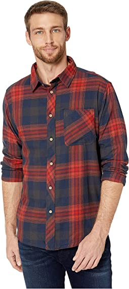 Fergus Long Sleeve Button Up Buffalo