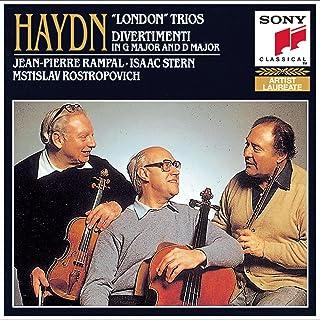 London Trios 1-4 / Divertisment
