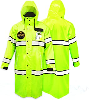 heavy duty rain gear for construction