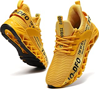 FRSHANIAH Women Athletic Shoes Walking Running Shoes Non-Slip Fashion Sneakers