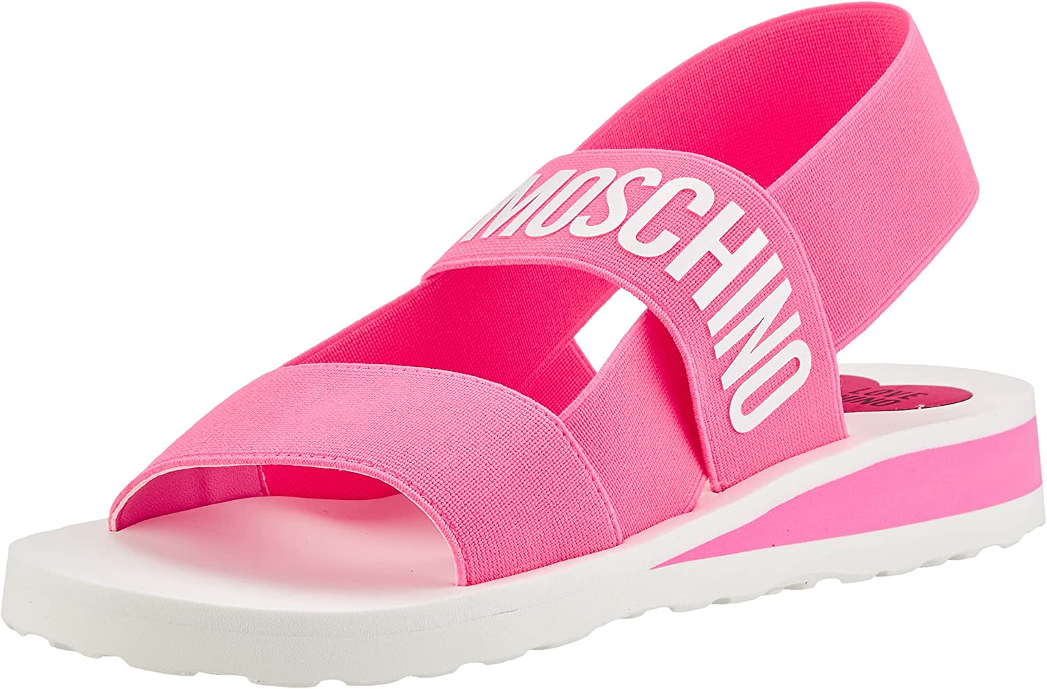 Online limited product Love Moschino Max 82% OFF Ankle-Strap Women's