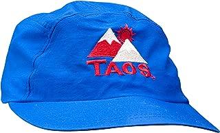 Taos 5-Panel Blue Vintage Hat