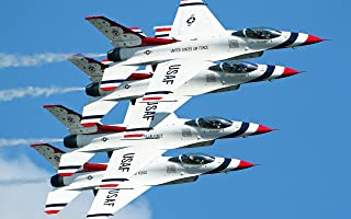 Military United States Air Force Thunderbirds - 8X10 Photo