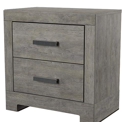 Weathered Grey Bedroom Furniture: Amazon.com