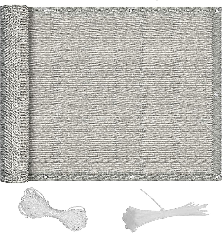 Balcony Privacy Protective Screens Super beauty product restock quality top Al Net 2021 model 1x5.5m
