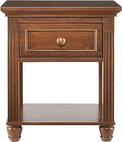 蒙大拿收集天然硬木床头柜端桌组合持久质量设计窑干手工制作建筑红糖