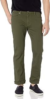 Best olive green denim pants Reviews