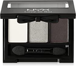 NYX Professional Makeup Love in Rio Eyeshadow Palette, Mo Rockin' Beats, 0.11 Ounce
