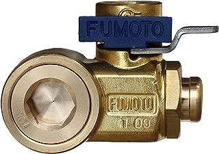 Fumoto B106SX BSX-Series Engine Oil Drain Valve, 1 Pack