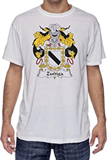 Zuniga Coat of Arms/Family Crest, Moister Wicking Sports T-Shirt