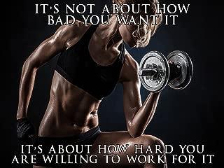female fitness motivation models
