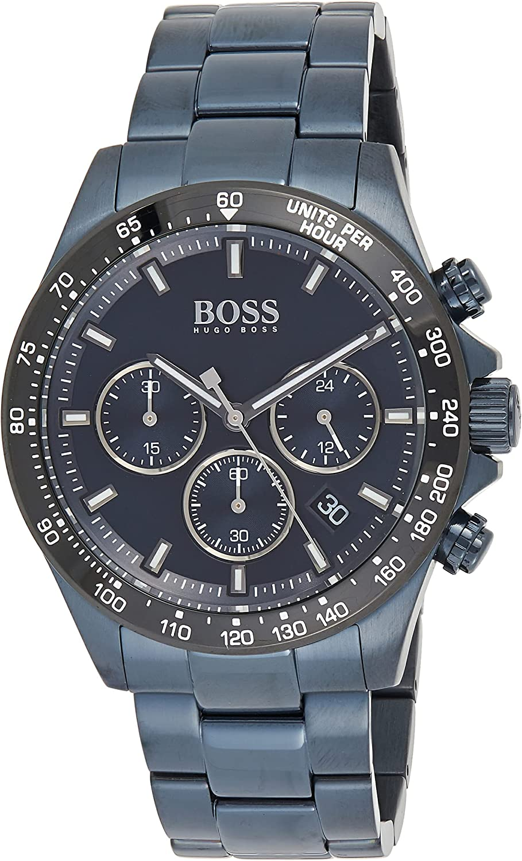 Hugo Boss Herren-Uhren Analog Quarz 32011957