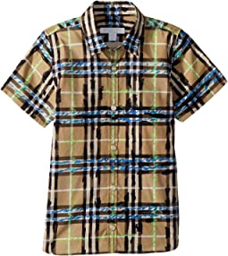 Clarkey Short Sleeve ACIEM Top (Little Kids/Big Kids)