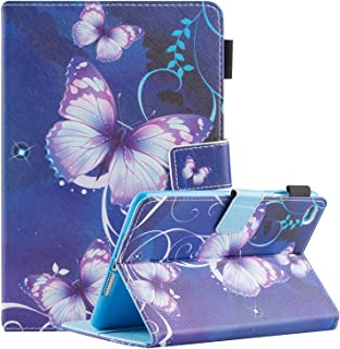 """iPad Mini 7.9 Inch Case, iPad Mini 4 Case Cover - Dteck Lightweight Smart Case with Stand Function Supports Auto Wake/Sleep for Apple iPad Mini 7.9"""" iOS Tablet-Butterflies"""