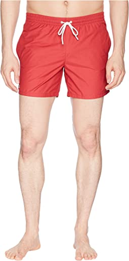 Lacoste - Solid Swim Short Length