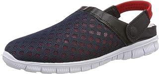 CCZZ Men Women Summer Breathable Clogs Shoes Slip on Beach Sandals Mesh Aqua Shoes Casual Slippers Water Shoes Amphibious ...