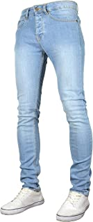 526Jeanswear Men's Raptor Stretch Super Skinny Fit Jeans