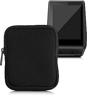 kwmobile hoes compatibel met Bosch Nyon 2 - Neopreen hoesje voor e-bike display - Beschermende cover in zwart