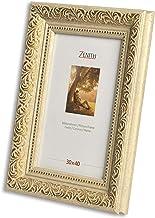 "Victor antieke fotolijst""Rubens"" beige goud in 30x40 cm - Rand: 30x20 mm - echt glas - barok"