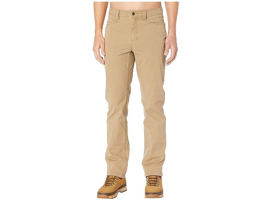 Royal Robbins Crag Pants (True Khaki) Men