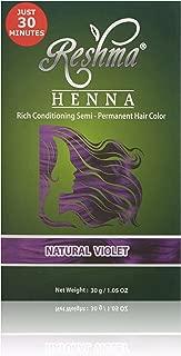 Best reshma henna violet Reviews