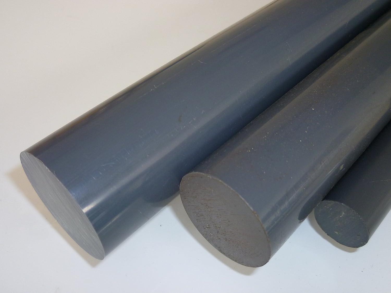 B/&T Metall Edelstahl Rund Drm 3 Meter Stange geteilt /Ø 15 mm 1.4305 blank gezogen h9-3 St/ück /à 995 mm