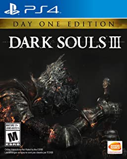 Dark Souls III Day One Edition (輸入版:北米) - PS4