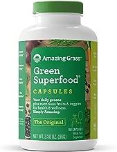 Best green superfood pills Reviews
