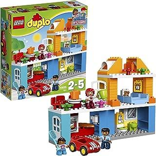 """レゴ(LEGO)デュプロ デュプロ(R)のまち""""たのしいおうち"""" 10835"""