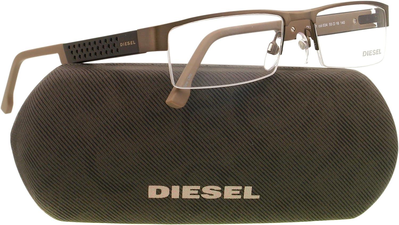 DIESEL DL5021 034  shiny light bronze Metal