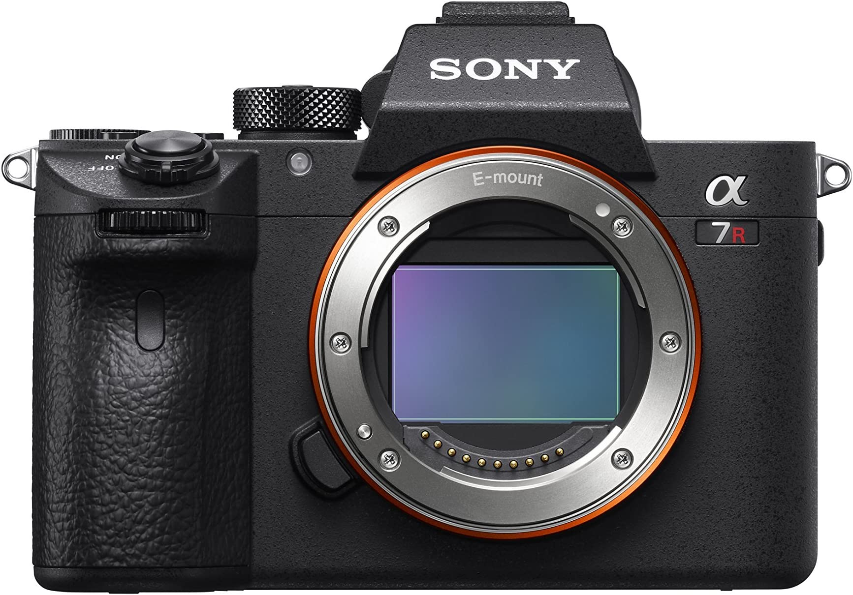 Sony a7R III 42.4MP Full-Frame Mirrorless Interchangeable-Lens Camera (Renewed)