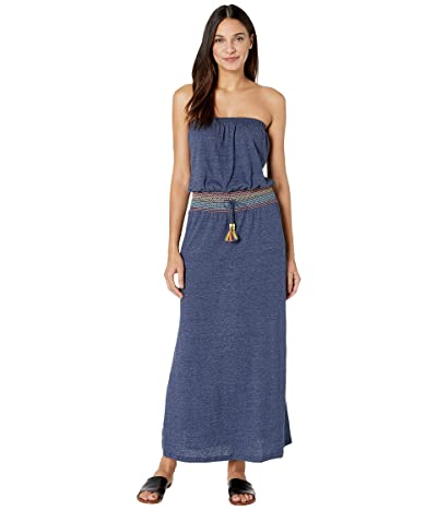 SOLUNA SWIM Sunset Dress (Navy) Women