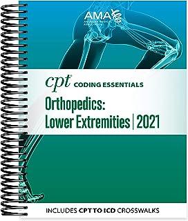 CPT Coding Essentials for Orthopaedics Lower 2021