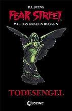 Fear Street 35 - Todesengel: Die Buchvorlage zur Horrorfilmreihe auf Netflix (German Edition)