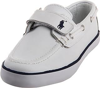 Polo by Ralph Lauren Sander EZ Boat Shoe (Toddler/Little Kid)