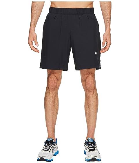 """Asics Shorts 2-N-1 7"""" Shorts, PERFORMANCE BLACK"""