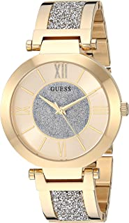 Guess 36MM Watch with Crystals by Swarovski