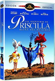 Las Aventuras De Priscilla: Reina Del Desierto [DVD]