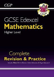 New 2021 GCSE Maths Edexcel Complete Revision & Practice: Higher inc Online Ed, Videos & Quizzes