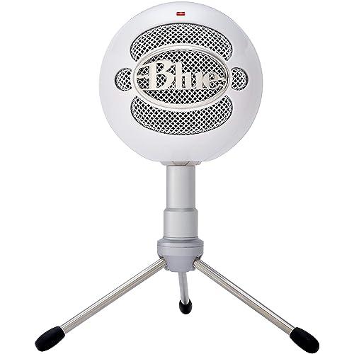 Blue Microphones Snowball iCE Microphone  à condensateur Cardioïde Blanc