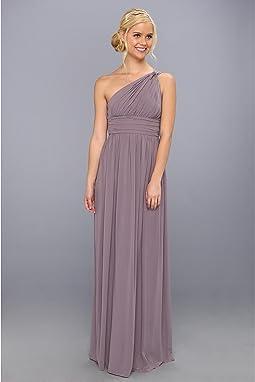 Donna Morgan - One Shoulder Gown - Rachel