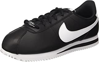 Nike Youth Cortez Basic Synthetic Leather Trainers