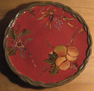 Tracy Porter Octavia Hill Collection Dinner Plate