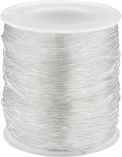clear elastic beading cord