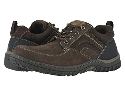 Nunn Bush Quest Moc Toe Oxford (Brown) Men
